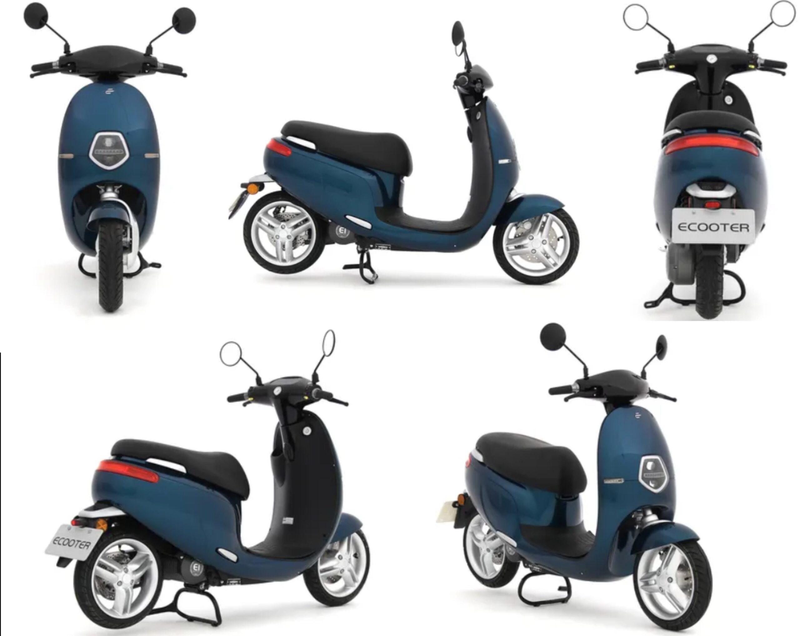 Elektrische scooter huren